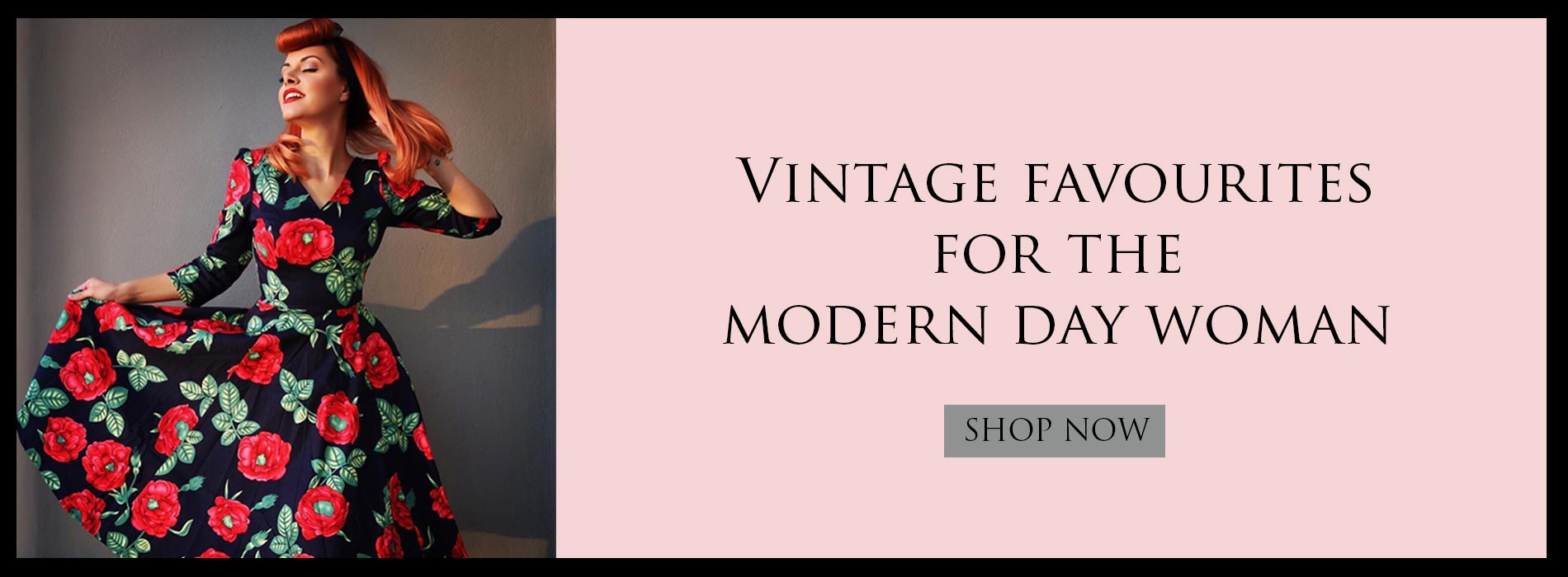 Vintage favourites for the modern day woman 2