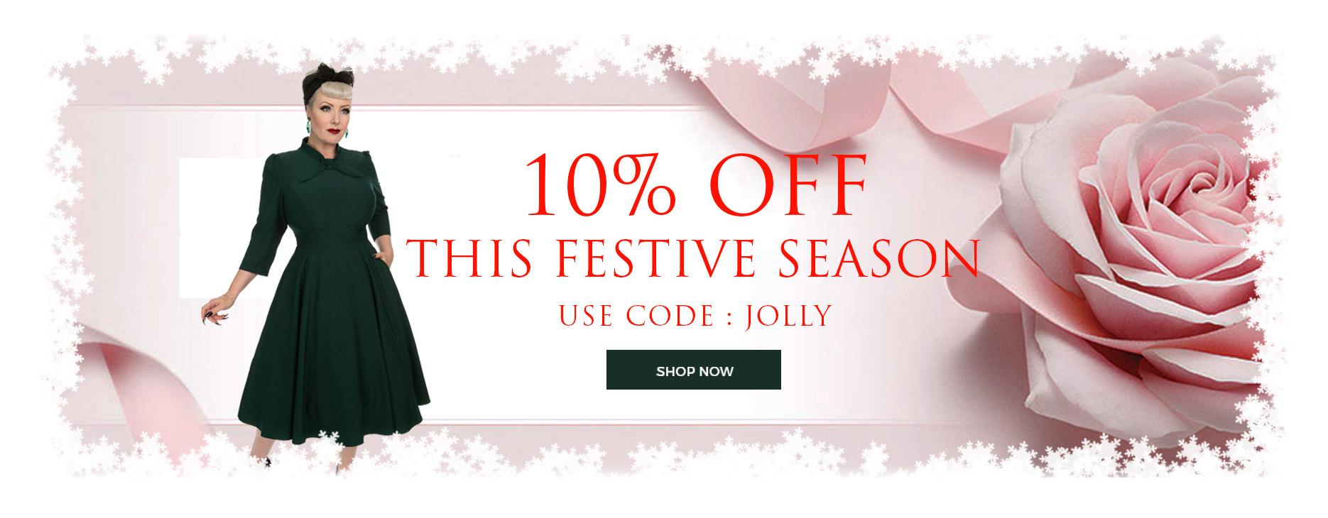 Christmas Discount Code