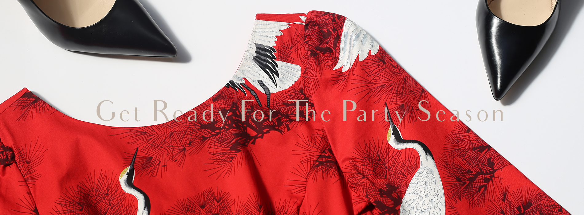 Get Ready For Party Season