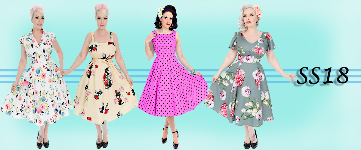 SS18 dress