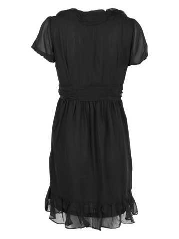 Black Evening Prom Dress