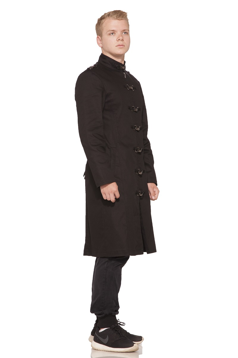 Black Strait Coat
