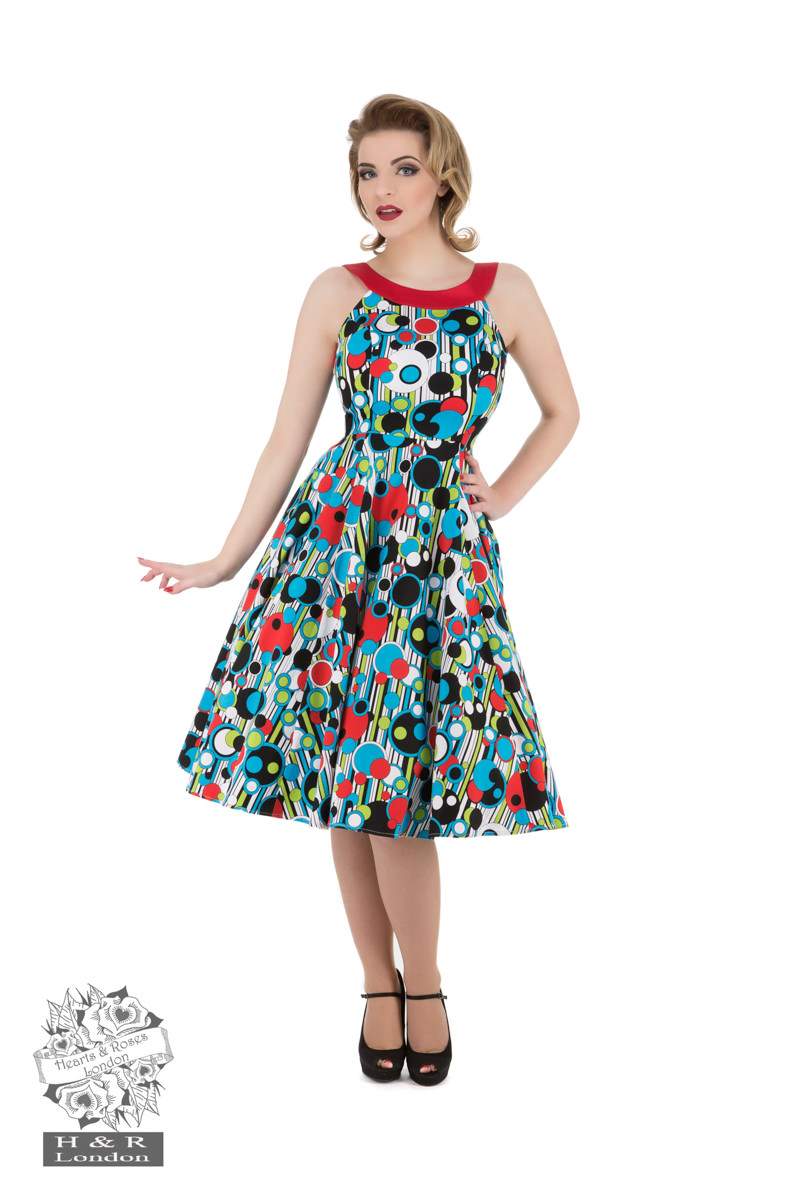 Agar Swing Dress