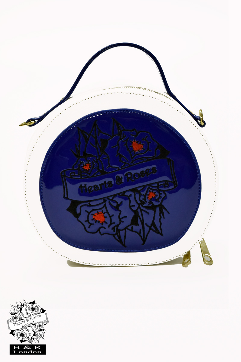 H&R Round Handbag