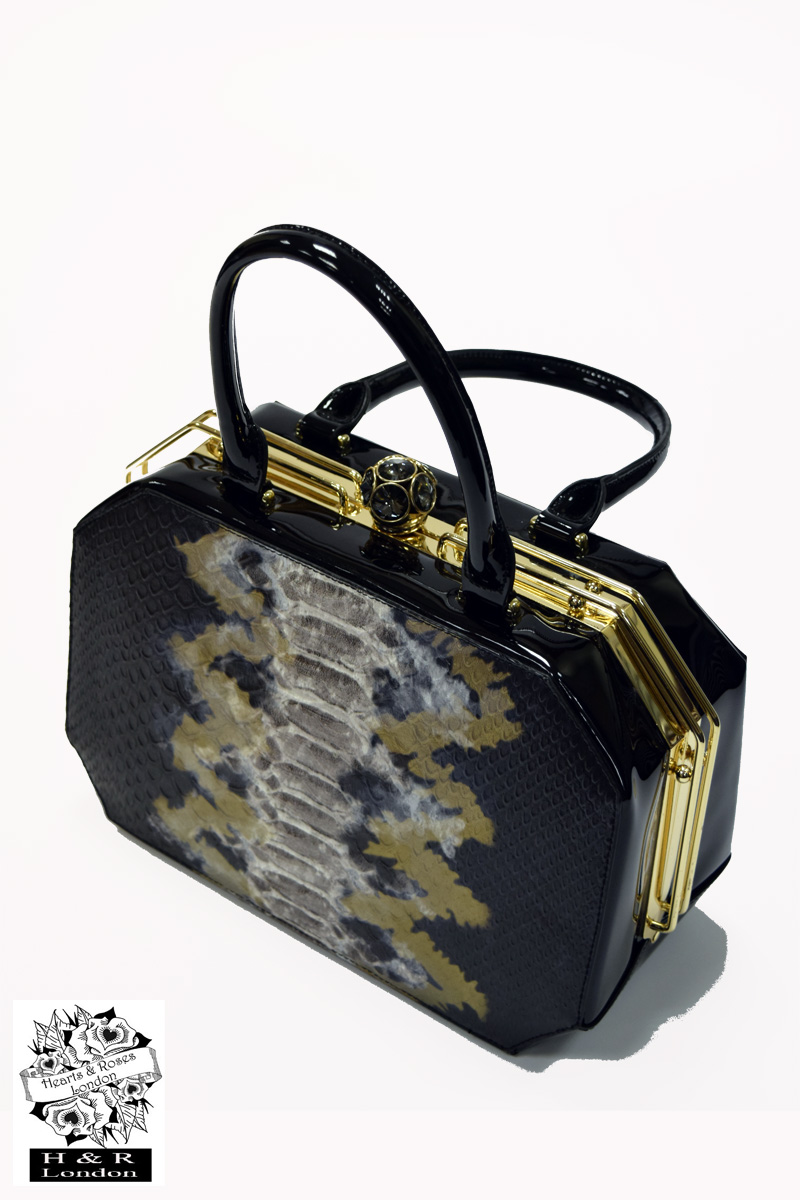 Charismatic Box Handbag