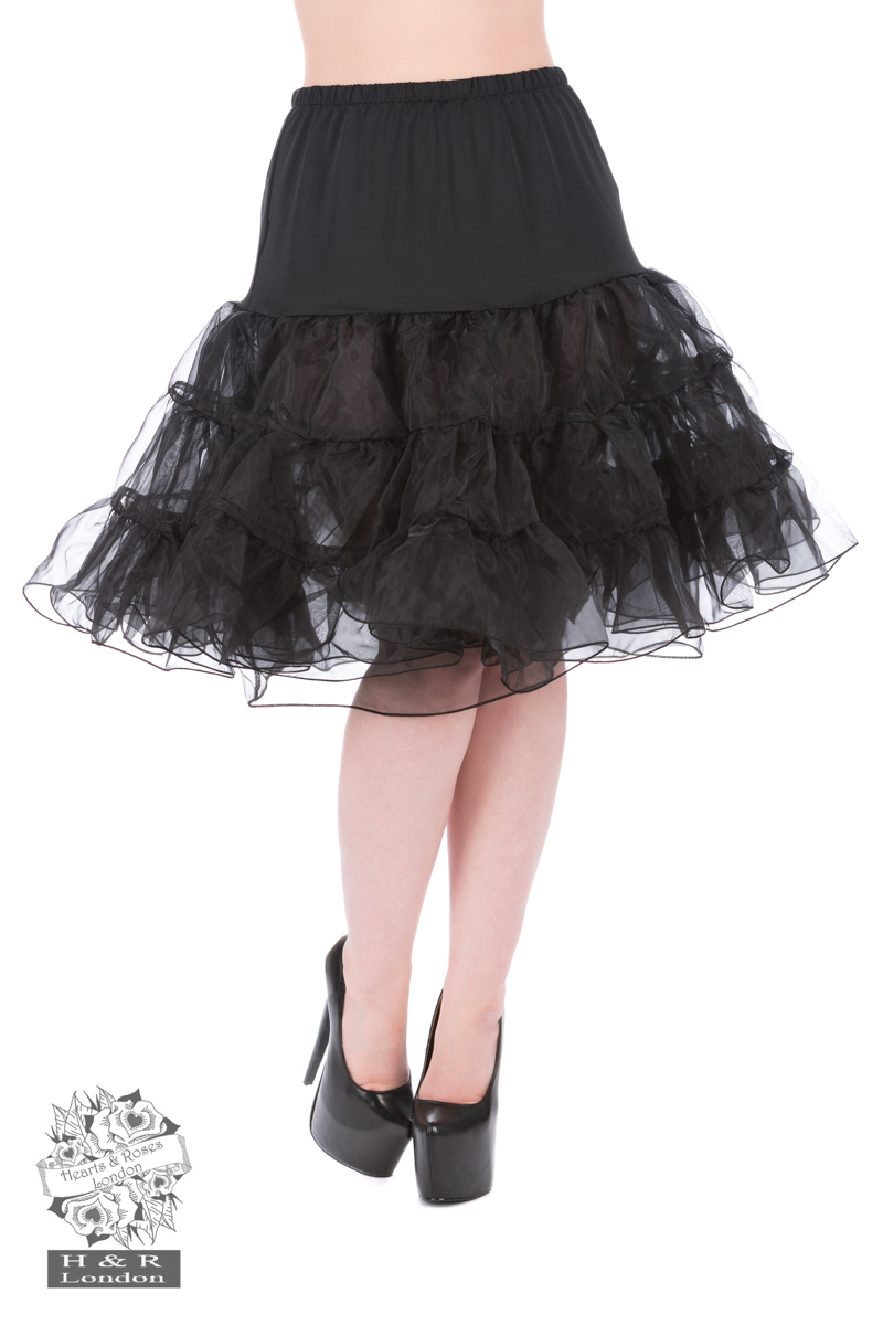 Petticoat In Black