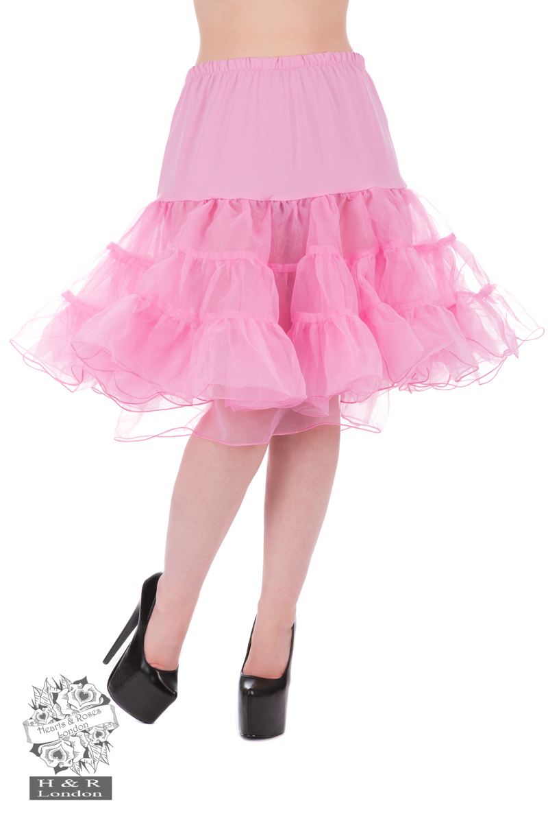 Petticoat In Pink