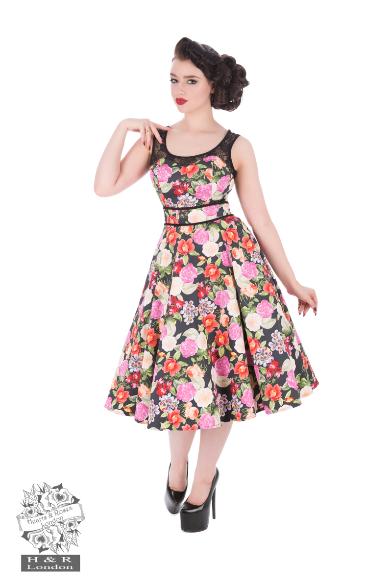 Audrey Swing Dress