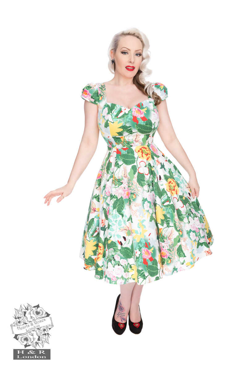 Joanne Swing Dress