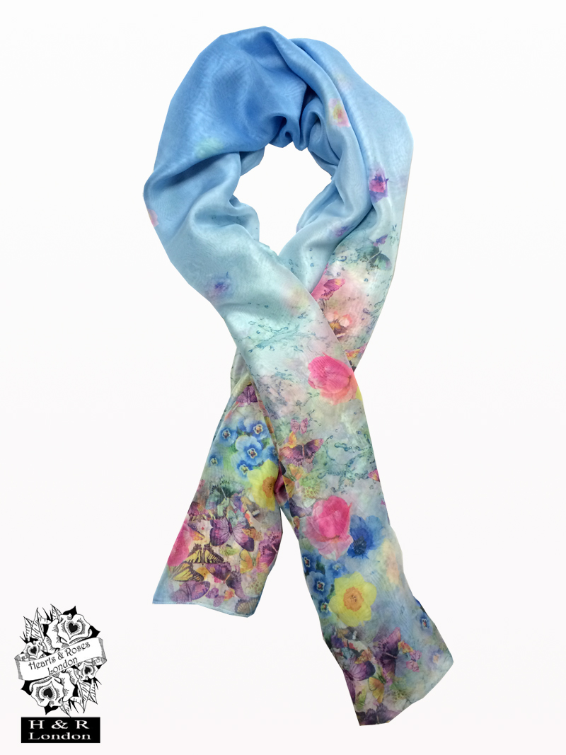 Harmony Floral Scarf