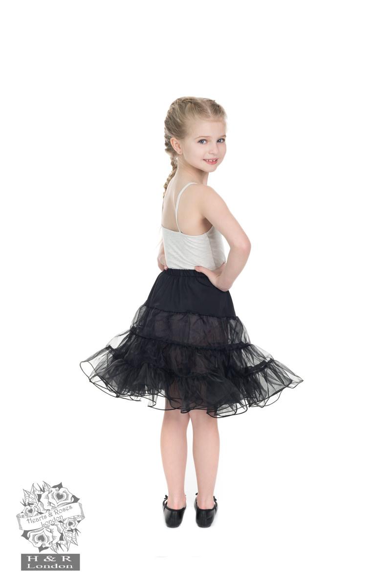Petticoat In Black