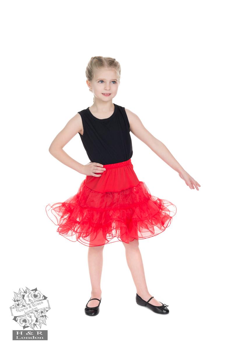 Petticoat In Red