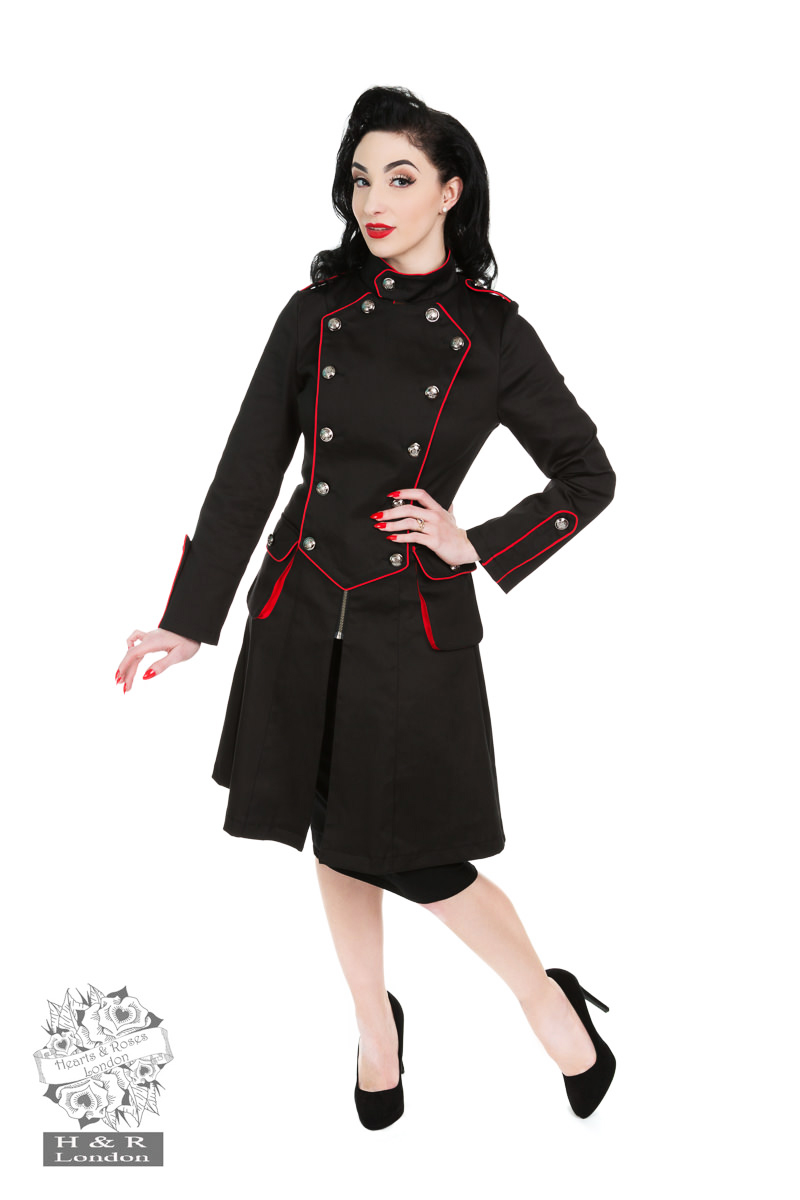 Armee Madchen Coat