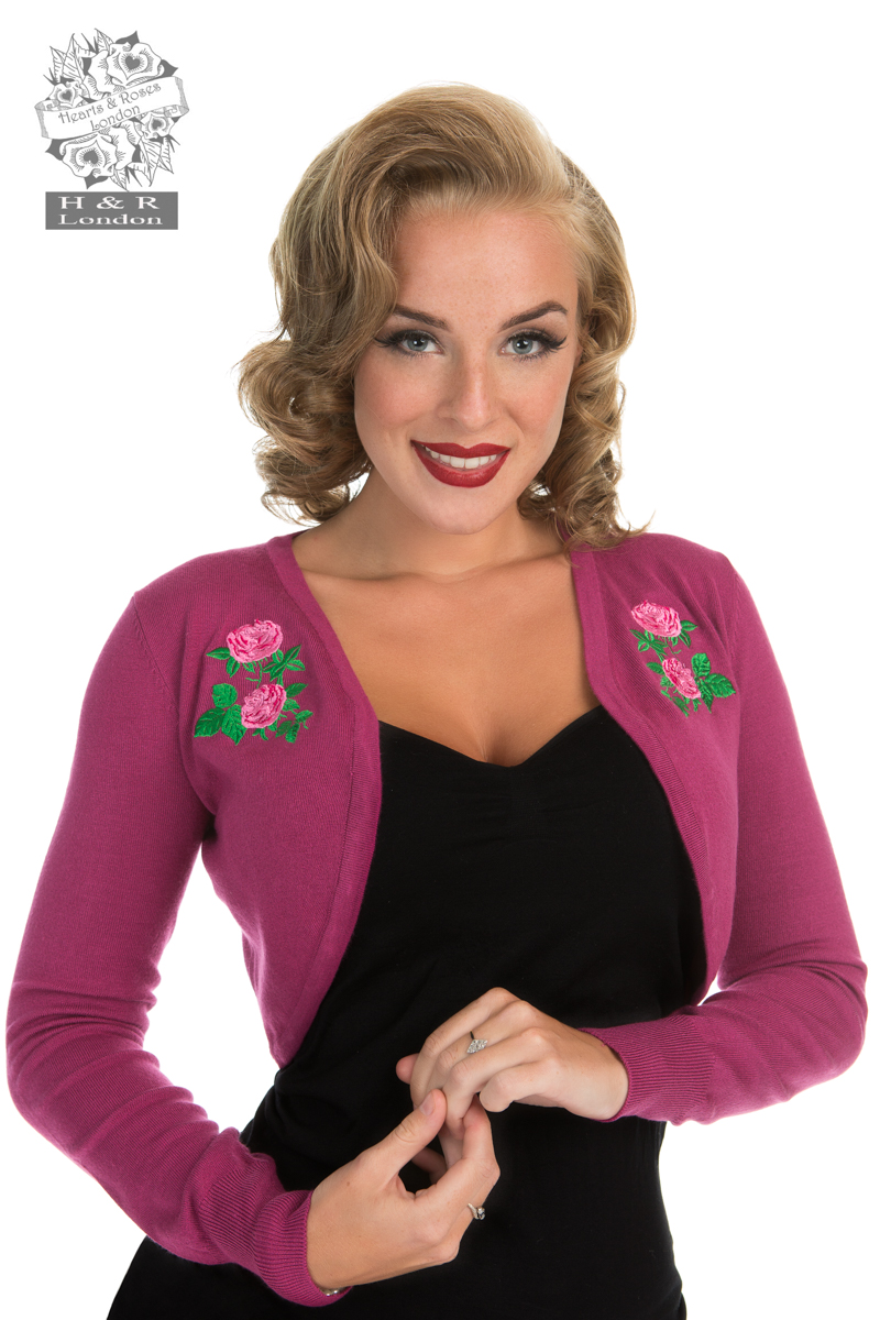 Centifolia Rose Shrug In Wine