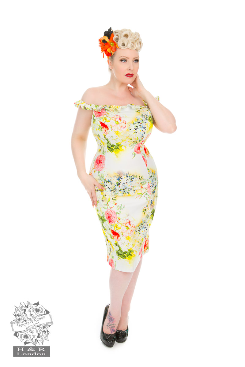 Kyra Pencil Dress
