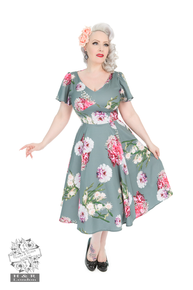 Lamour Swing Dress