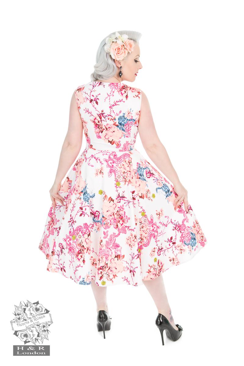 a443820dc5d7 Heavenly Audrey Swing Dress; Heavenly Audrey Swing Dress ...