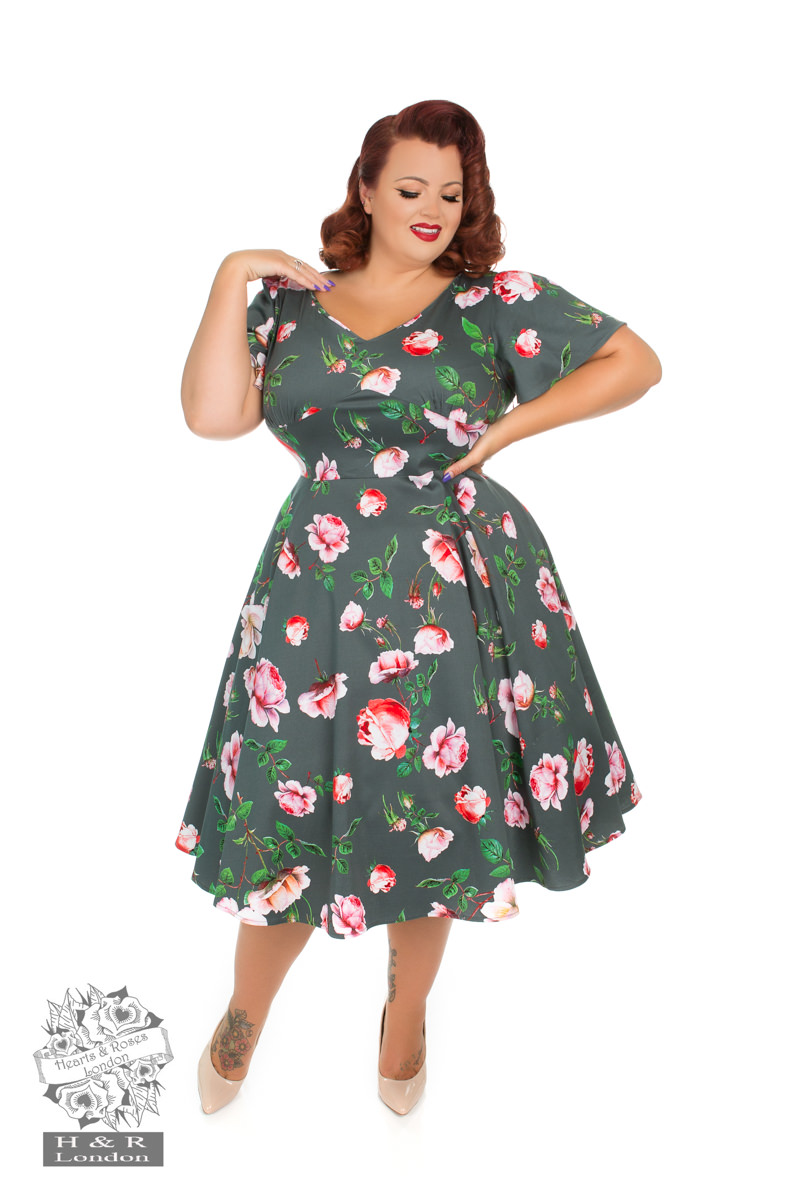 Amour Swing Dress