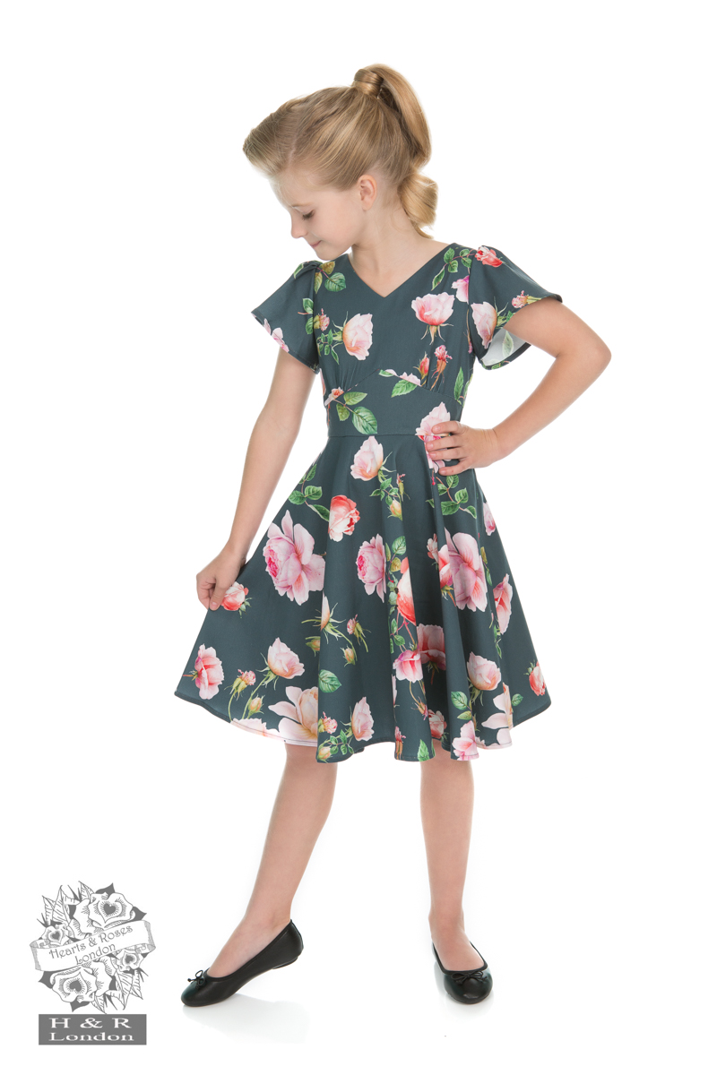 Girls Amour Swing Dress