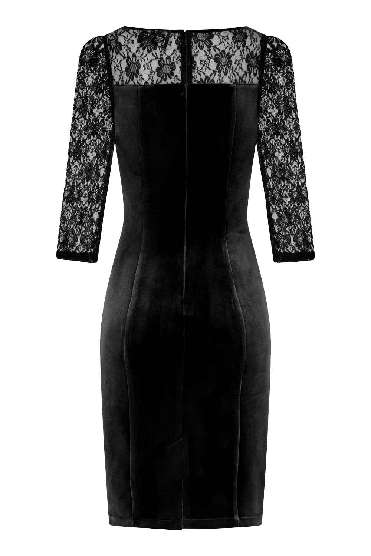 Barbara Dress In Black
