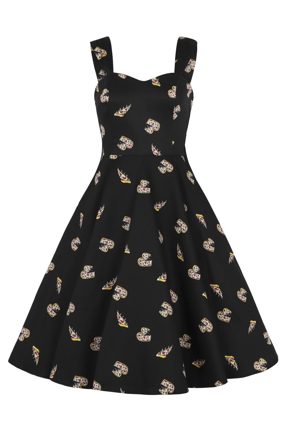 Tasty Swing Dress