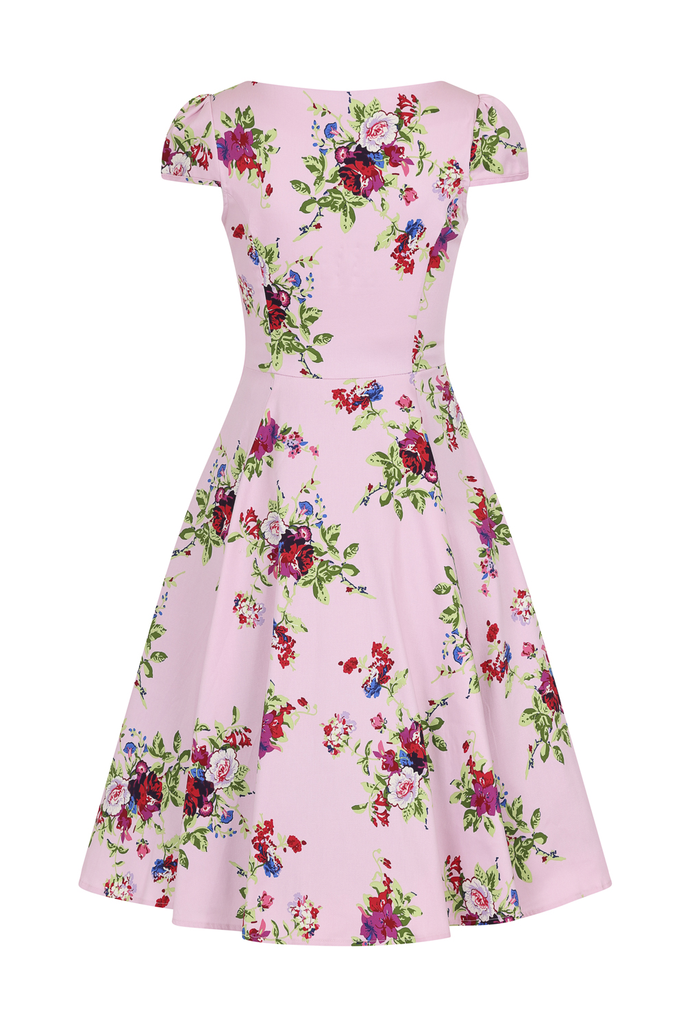 The Royal Ballet Tea Dress in Pink