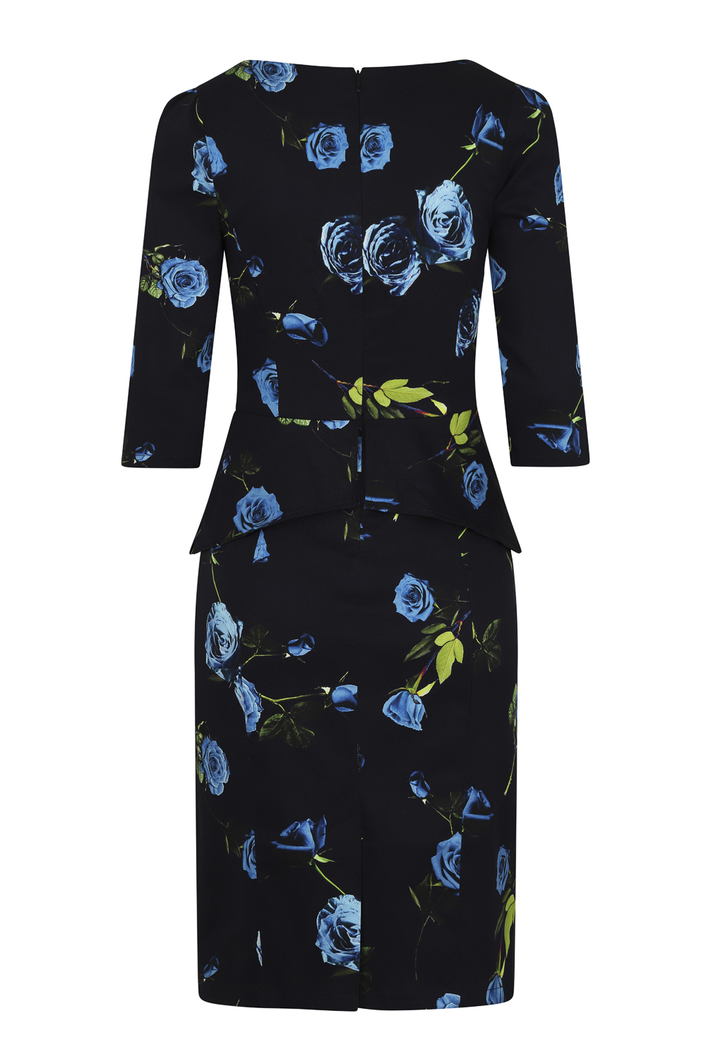 Blue Melody Wiggle Dress