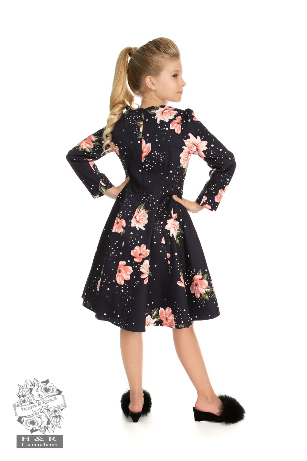 Twilight Stardust Swing Kids Dress