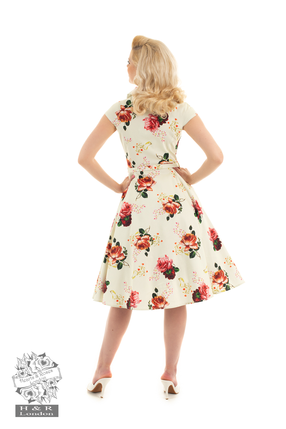 Delilah Swing Dress