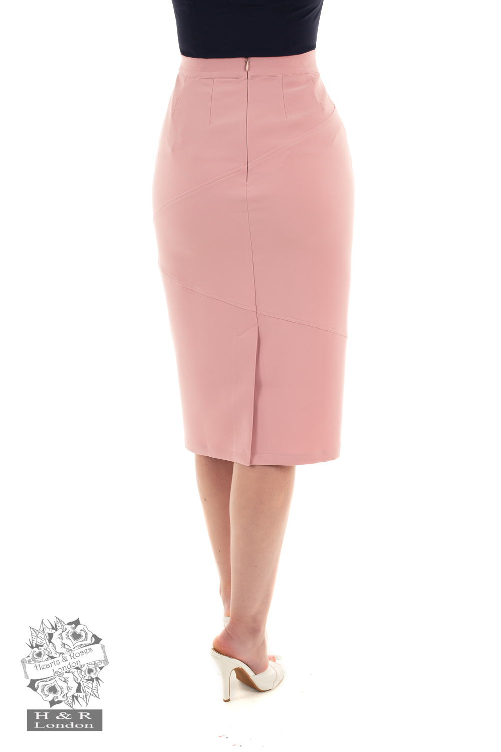 The Willow Wiggle Skirt