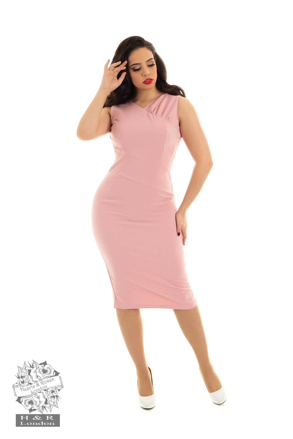 The Willow Wiggle Dress