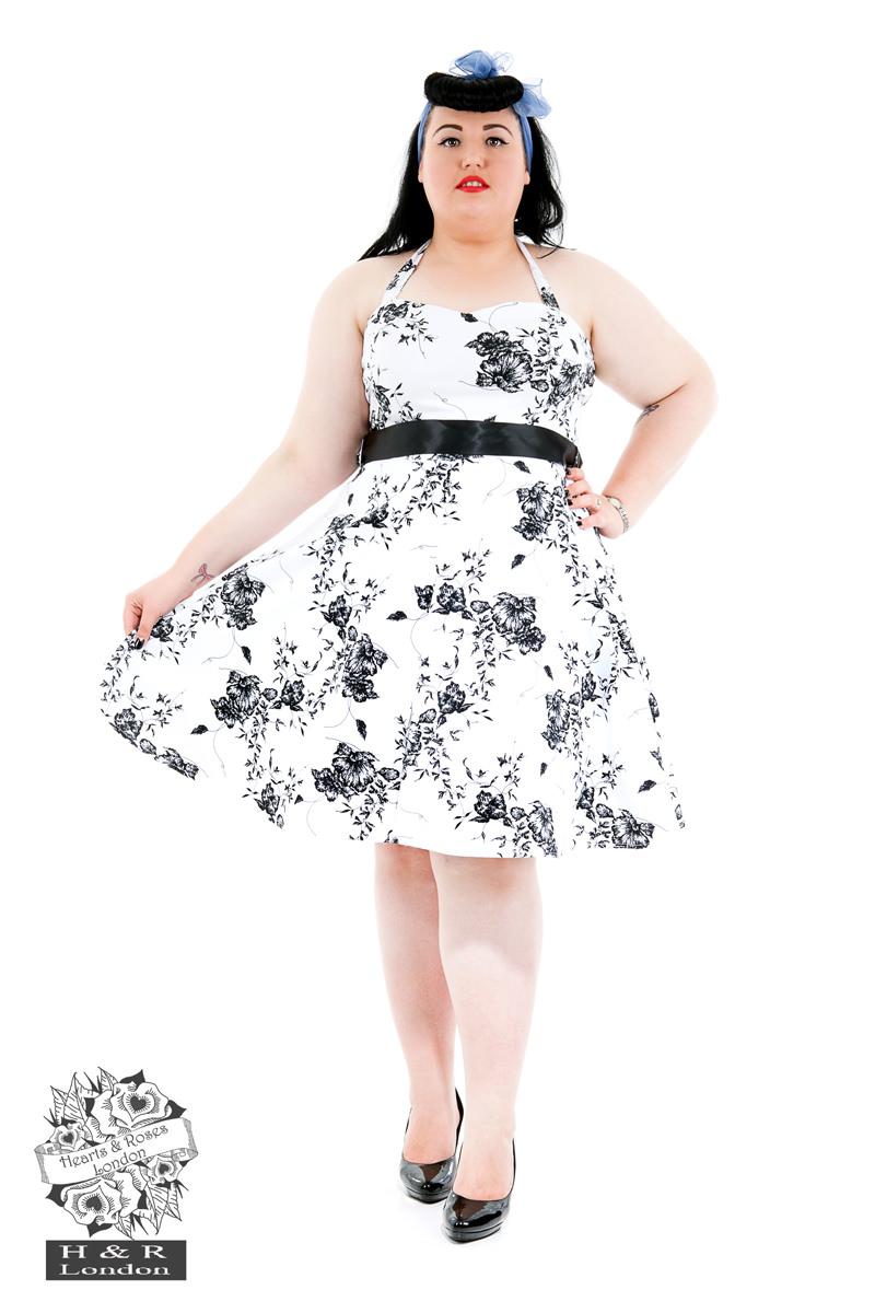 d69b5b1936 Plus Size Floral Prom Dresses