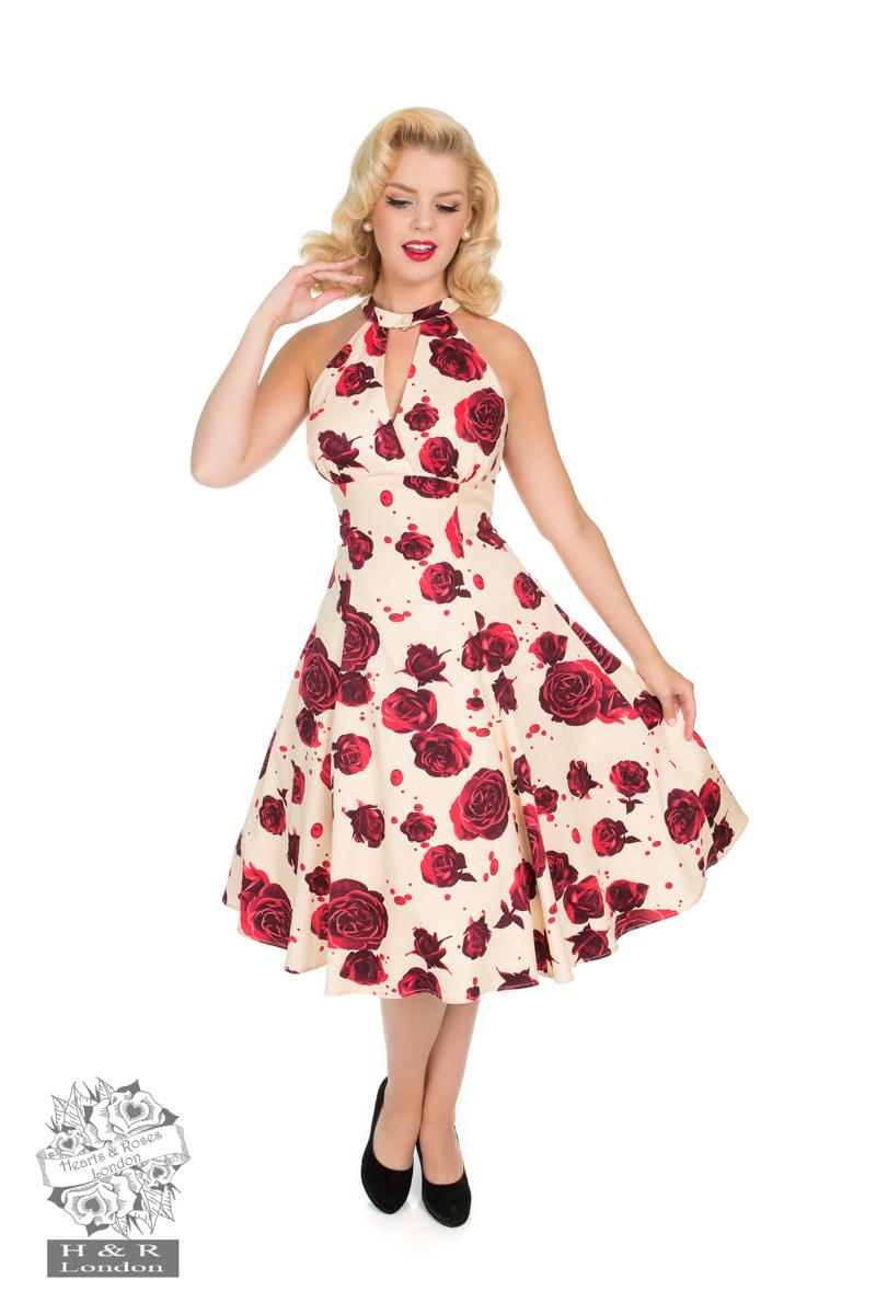 Lucinda Floral Swing Dress