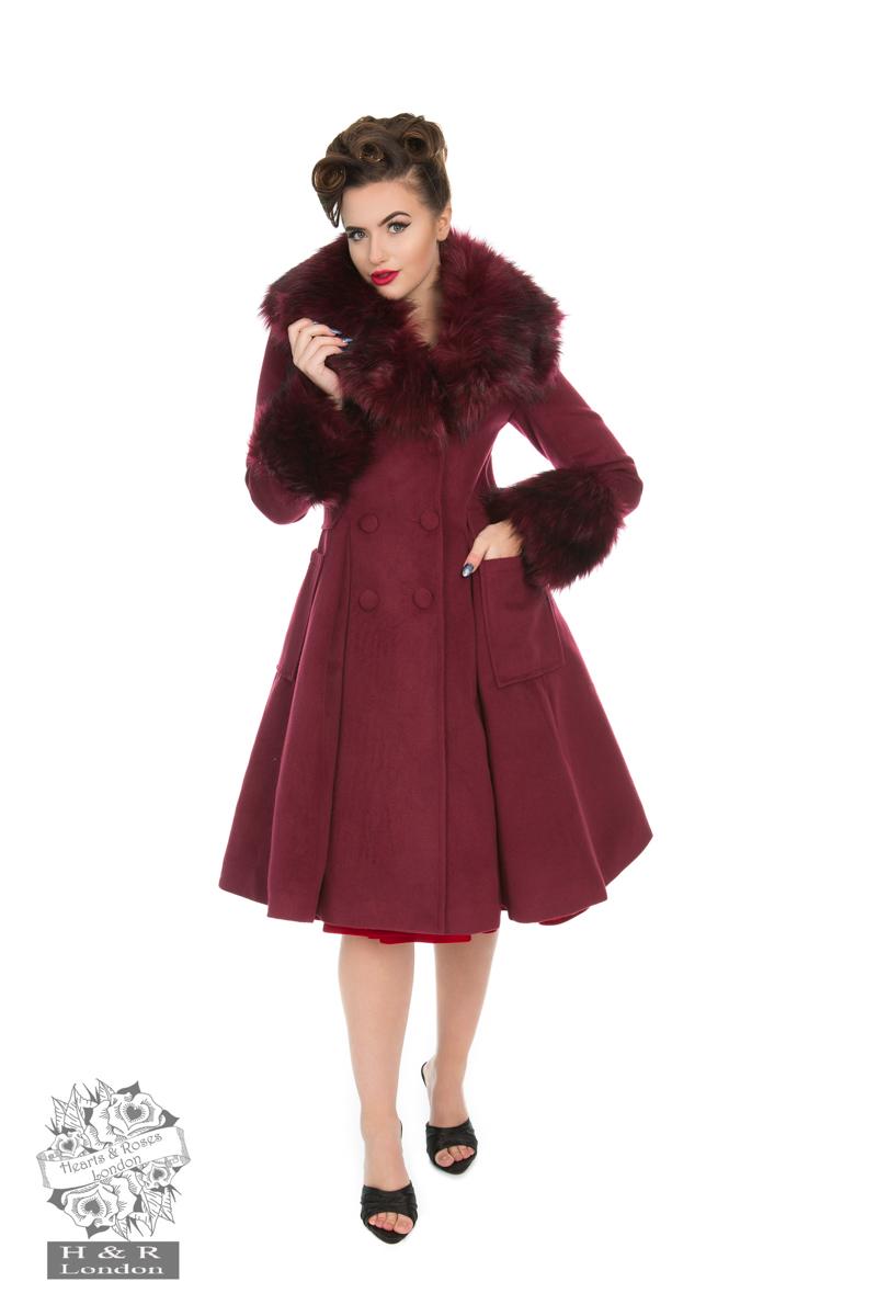 aac90360616 Vintage Style Coats UK