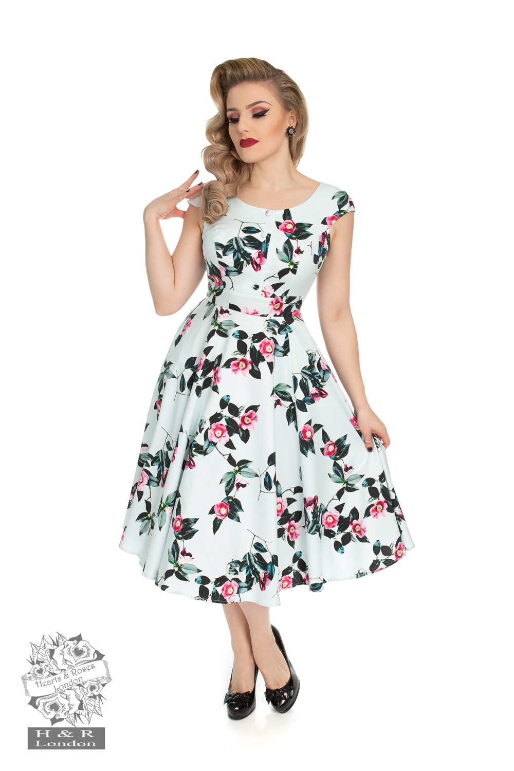 Mademoiselle Swing Dress